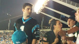 Panthers fan accused of sucker-punching man charged with assault