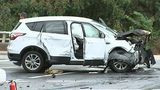 Five teens arrested after stolen car linked to robbery crashes into SUV near NoDa