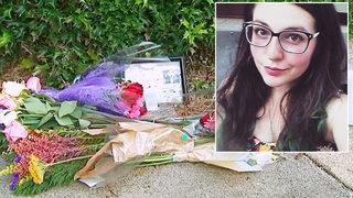Community grieves, seeks answers 1 year after young woman
