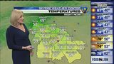 FORECAST: Cold front brings chilliest temps since May