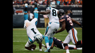 IMAGES: Carolina Panthers at Chicago Bears