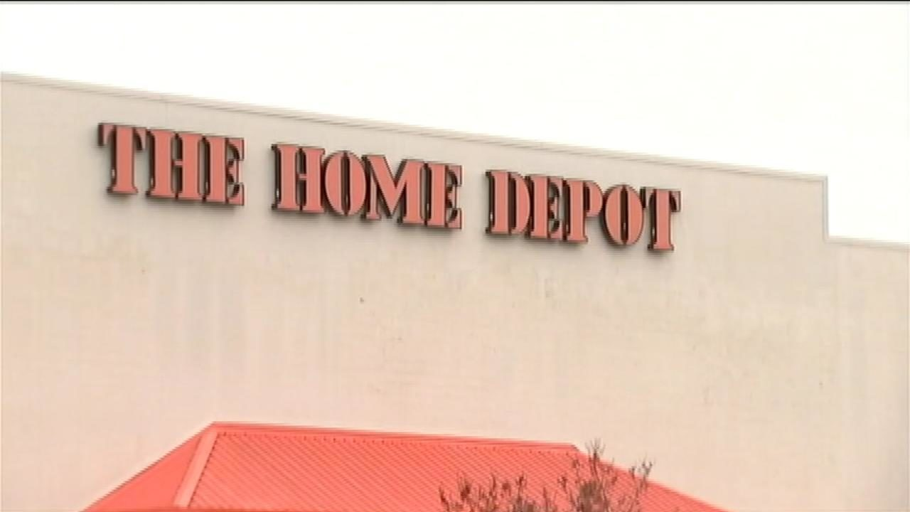 Authorities investigate series of Home Depot thefts | WSOC-TV