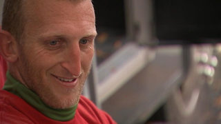Double amputee veteran runs 29th marathon out of 31 in Charlotte