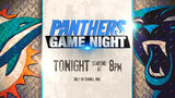 Panthers set to host Dolphins on Monday Night Football in uptown