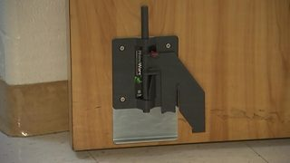 Iredell Co  school first in state to install locks to stop