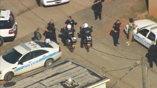 IMAGES: Police activity leads to lockdown at 2 Charlotte-Mecklenburg schools