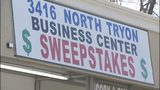 Sweepstakes parlors popping up years after state passed a law to prohibit them