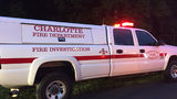 Early morning fire displaces five in northwest Charlotte