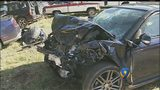 8-year-old flown to hospital after serious crash near Taylorsville