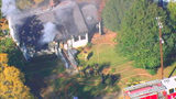 Firefighters respond fire near Johnson C. Smith University