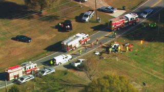 One dead, several injured in Lincoln County head-on crash