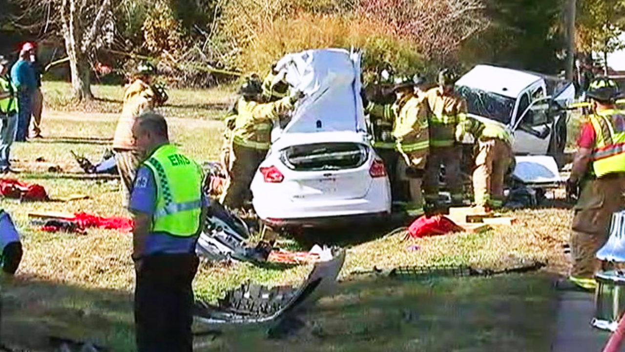 Troopers: Victims of deadly Lincoln County crash all family