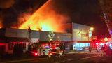 Massive 4-alarm fire destroys downtown Chesterfield businesses