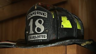 Widow of Charlotte firefighter spreads awareness of cancer risks