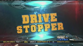 Drive Stopper: Robert Leach and Marquise Blount