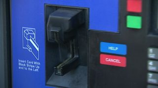 Authorities try to spot sophisticated skimmers at gas stations