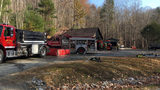Officials investigate cause of Watauga County fire