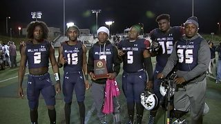 HSFE: GAME OF THE WEEK: Mallard Creek beats Hough, 20-10, to advance to 4-AA state finals
