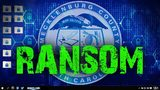 Hacker holds Meck. Co. server files for ransom; deadline at 1 p.m.