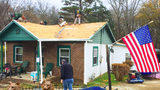 Fort Mill Vietnam vet receives new roof, home upgrades from local groups