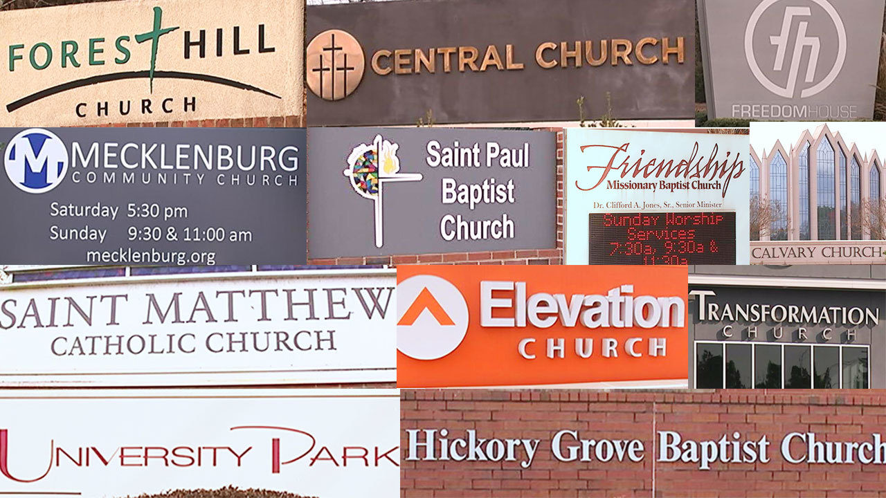 9 investigates transparency at 12 largest charlotte area churches wsoc tv - Church Administrator Salary