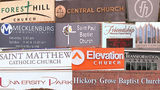 9 investigates transparency at 12 largest Charlotte area churches