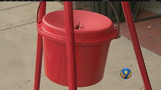 Woman fills void after thief steals Salvation Army kettle