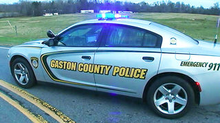 IMAGES: Deadly crash shuts down Gaston County highway