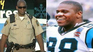Deputy, former Panther gets 2nd chance through kidney donor program