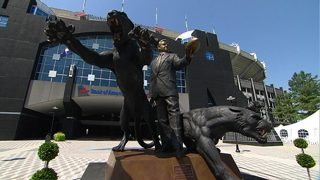 NFL takes over workplace misconduct investigation into Panthers owner Jerry Richardson