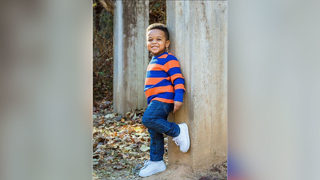 Candlelight vigil held for 4-year-old killed in Morganton crash