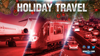 HOLIDAY TRAVEL: Travelers packing interstates, airports in record numbers