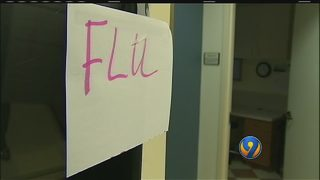 Flu season getting worse, officials say