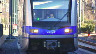 Technical issues caused crossing gates to close along Blue Line Extension