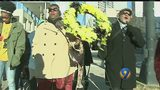 Crowds gather in uptown to reflect on Dr. Martin Luther King Jr.'s legacy