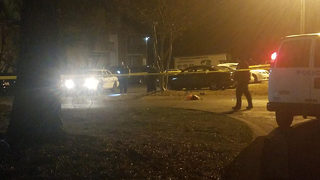 Man found shot in middle of south Charlotte road