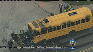 Wiring issues contributed to CMS bus fires