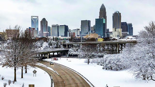 Focus shifts from snow to icy roads in aftermath of winter storm