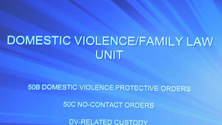 Meck Co. agencies brainstorm ways to fight rise in domestic violence