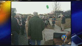 Vigil held in northwest Charlotte for 2 slain children