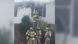 Rowan County family of 5 displaced after house fire