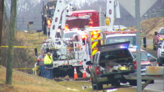 Troopers: One dead in crash involving tractor-trailer in Union County