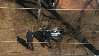PHOTOS: CMPD officers make arrests after short chase