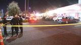 No arrests after man found shot at south Charlotte arcade