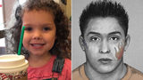 Person of interest sketch released in 4-year-old SC girl's abduction