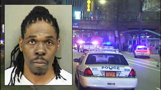 CMPD IDs man accused of assaulting company police officer in Charlotte