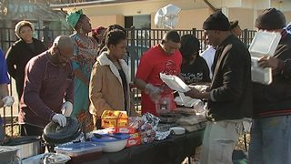 Million Youth March of Charlotte helps those in need