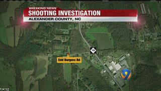 Coyote hunter accidentally shot in Alexander County