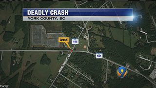 37-year-old woman killed in wreck near Rock Hill