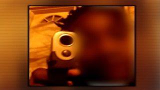 Teen accused of threatening classmate with gun